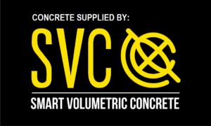 Concrete supplied by SVC